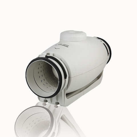 Канальный вентилятор Soler & Palau TD 350/125 T Silent (Таймер)
