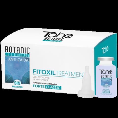 BOTANIC TRICOLOGY FITOXIL TREATMENT FORTE CLASSIC Сыворотка для питания и роста волос 5 х 10 мл