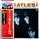 The Beatles ‎/ Meet The Beatles! (LP)