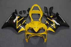Комплект пластика для мотоцикла Honda CBR 600 F4I 01-03 Желтый Заводской