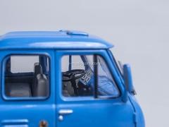 MAZ-503A tipper 1975 blue 1:43 Nash Avtoprom