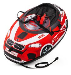 Тюбинг Small Rider Snow Cars BM (красный)