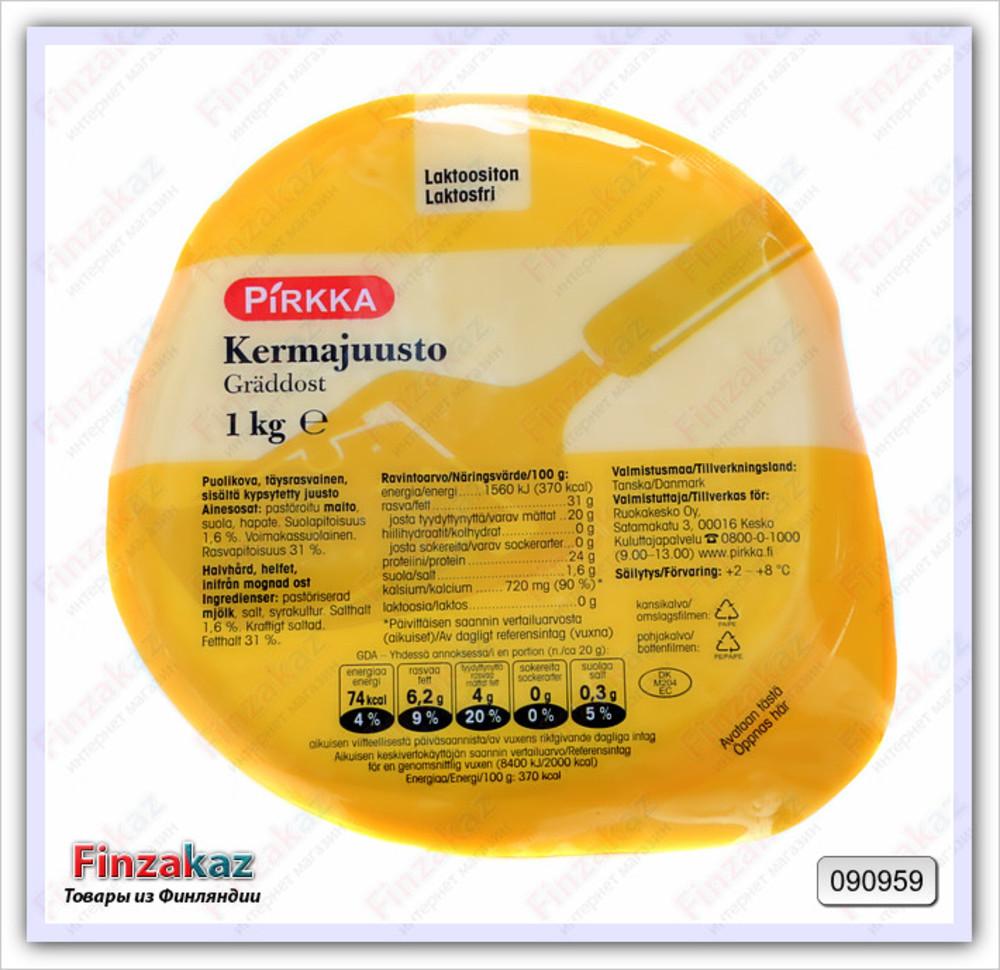 Сыр Pirkka Kermajuusto 1 кг