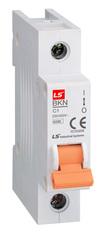 Автоматический выключатель BKN 1P C3A