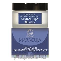 Dobrasil crema viso idratante energizzante - Активный увлажняющий крем для лица 24 часа с маслом маракуйи