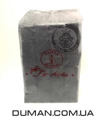 Натуральный кокосовый уголь Yahya (Яхуа) для кальяна   1кг 72куб 25*25мм