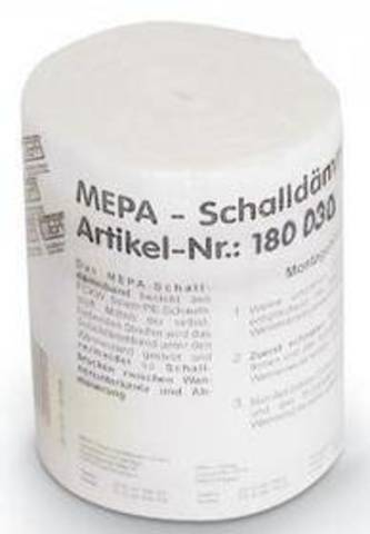 Звукоизоляционная лента MEPA Duschrinne 180030