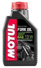 Вилочное масло MOTUL Fork Oil Expert medium/heavy 15W