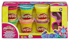 Play- Doh Glitzerknete