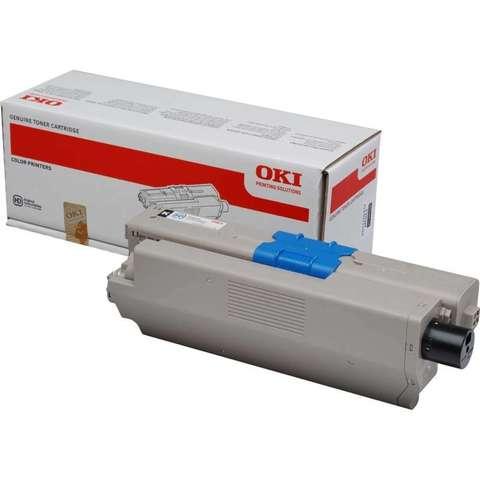 Тонер-картридж OKI C511/С531/MC562 - Black 7K 44973540