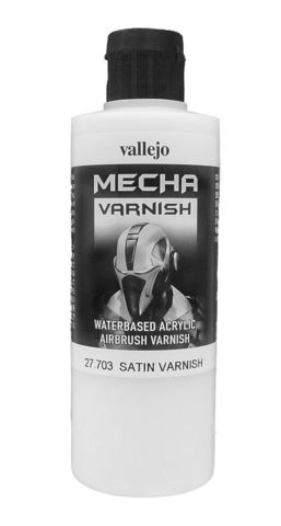Mecha Color Mecha Satin Varnish 200 ml.