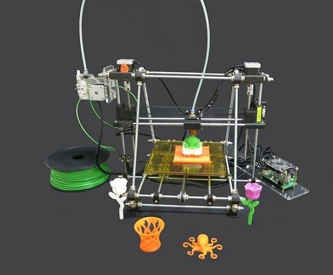 3D-принтер Prusa Mendel DIY KIT