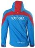 Ветрозащитная мембранная куртка Nordski Blue/Black мужская