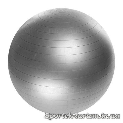 Мяч для гимнастики и фитнеса гладкий диаметром 75 см