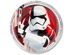 Тарелки Тарелка Звездные войны / 8 шт 1502-3120_m1.jpg