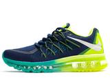 Кроссовки Мужские Nike Air Max 2015 Dark Blue Green Turquoise