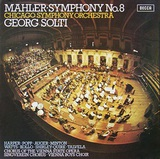 Mahler, Chicago Symphony Orchestra, Georg Solti / Symphony No. 8 (2LP)