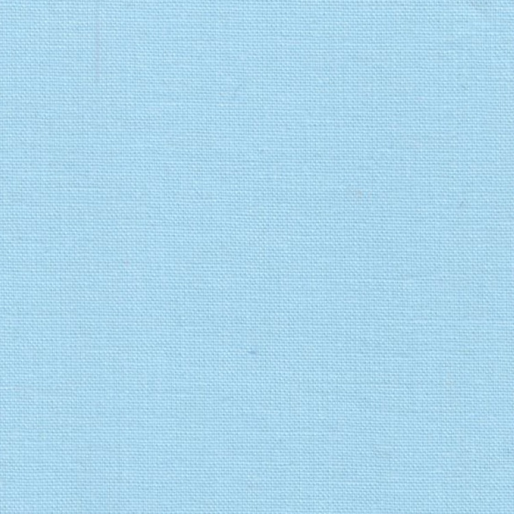 Простыня на резинке 200x200 Сaleffi Tinta Unito с бордюром небесно-голубая