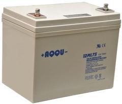 Аккумулятор AQQU AQQU 12ML75 - фото 1