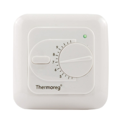 Терморегулятор для теплого пола. Thermoreg TI-200