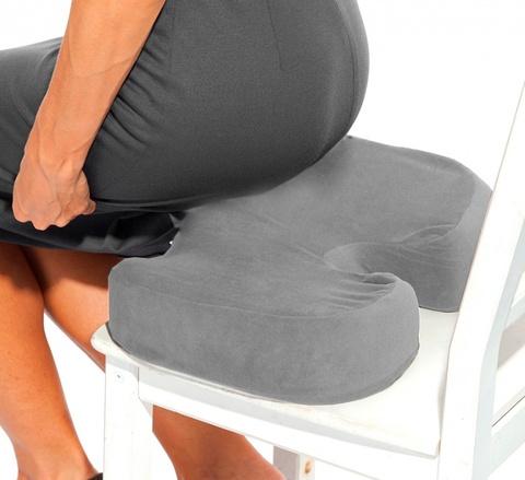 <p>Ортопедическая подушка с U-образным вырезом влияет на правильную...
