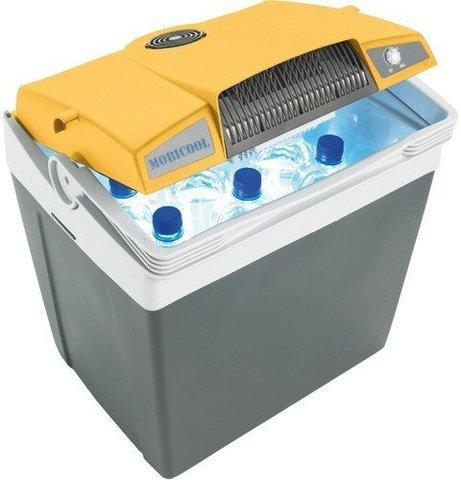 Термоэлектрический автохолодильник MobiCool G26 DC (25 л, 12V)
