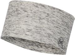 Повязка на голову спортивная Buff Headband CoolNet Silver Htr