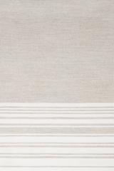 Полотенце 100х150 Luxberry SPA 3 белое/льняное