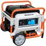 Генератор бензиновый Zongshen XB 6000 E* - фотография
