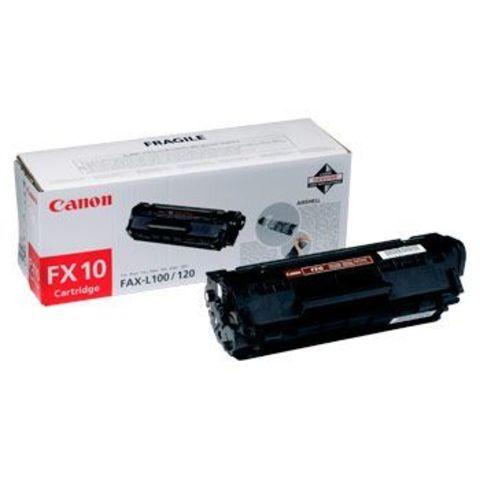 Картридж Canon FX-10 для Canon L100/L120/140/160, i-SENSYS MF4018, MF4120, MF4140, MF4150, MF4270, MF4320d, MF4330d, MF4340d, MF4350d, MF4370dn, MF4380dn, MF4660PL, MF4690PL (Ресурс 2000 стр.)