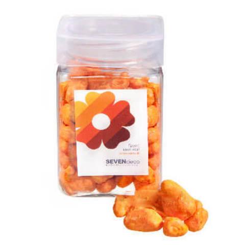 Грунт цветной Оранжевый 4-6 мм