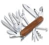Нож Victorinox SwissChamp, 91 мм, 31 функция, дерево