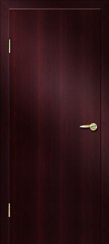 Дверь Дверная Линия ДГ-01, цвет венге, глухая