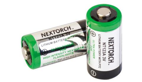 Литиевая батарея NT123A от Nextorch