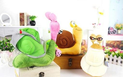 Snails Turbo Plush