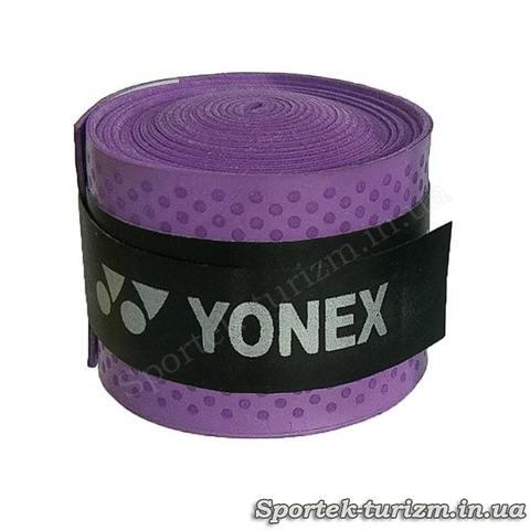 Фиолетовая тонкая обмотка YONEX для ручки ракетки