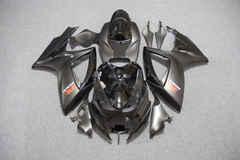 Комплект пластика для мотоцикла Suzuki GSX-R600/750 06-07 Черный