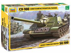 Советский истребитель танков СУ-100