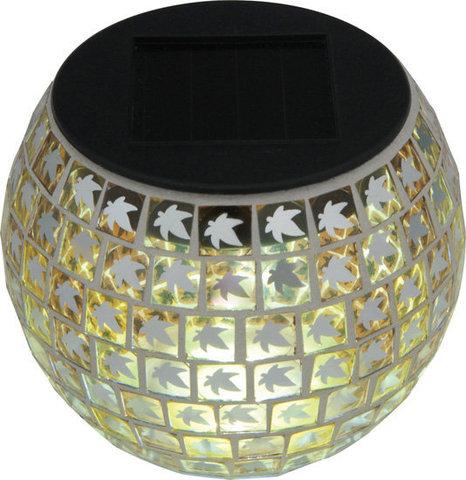 Светильник на солнечной батарее «Мозаика» (Feron)