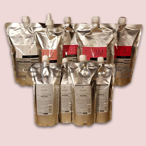 Абсолютное Счастье для волос Lebel Infinity Aurum Salon Care (9 компонентов в мягкой упаковке)