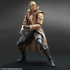 Metal Gear Solid Play Arts Kai - Liquid Snake