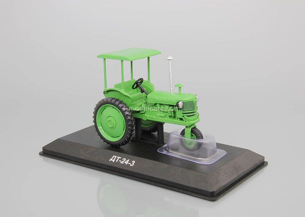 Tractor DT-24-3 1:43 Hachette #90