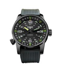 Швейцарские тактические часы Traser P68 Pathfinder Automatic Black 107720 (каучук)