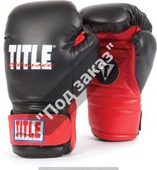Перчатки-лапы TITLE CLASSIC® TRAINER SPAR MITTS