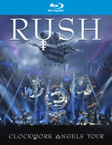 Rush / Clockwork Angels Tour (Blu-ray)