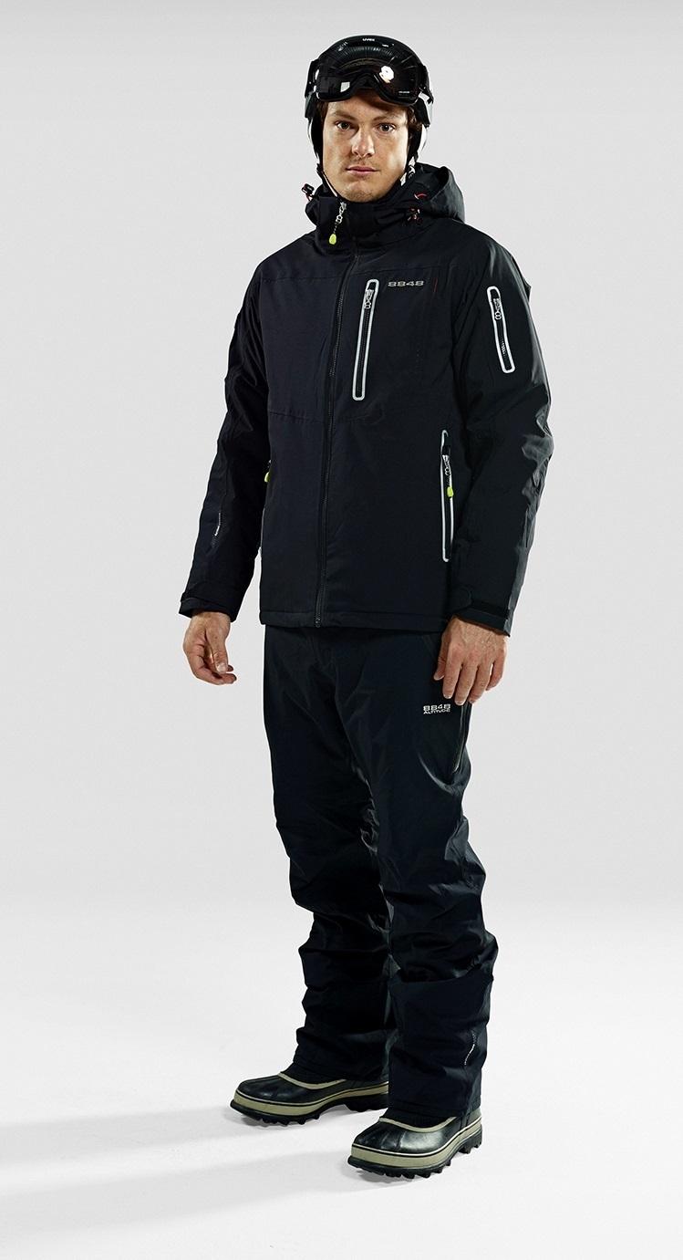 Мужской горнолыжный костюм 8848 Altitude Hinault-Guard (701708-702808)