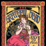 Grateful Dead / P.N.E. Garden Aud. Vancouver Canada, July 29 1966 (2LP)