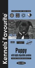 Корм для щенков до 3 месяцев Kennel`s Favourite Puppy