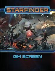 Старфайндер: Ширма ведущего / Starfinder GM Screen (на русском языке)
