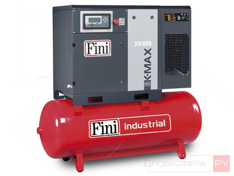 Винтовой компрессор FINI K-MAX 7.5-10-500F
